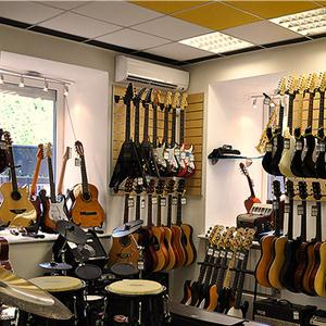 Музыкальные магазины Сатки