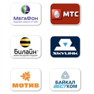 Операторы сотовой связи Сатки