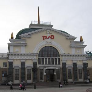 Железнодорожные вокзалы Сатки